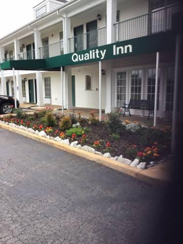 hotel Quality Inn - Hartwell