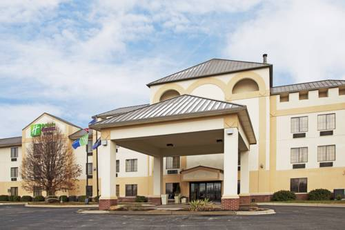 hotel Holiday Inn Express Hotel & Suites Madison