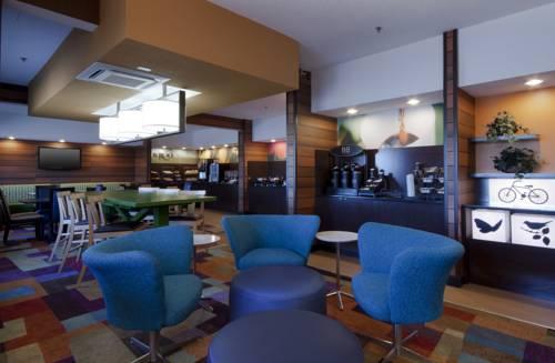 hotel Fairfield Inn Chicago/Gurnee