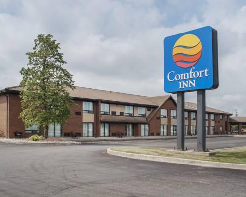 hotel Comfort Inn St. Thomas