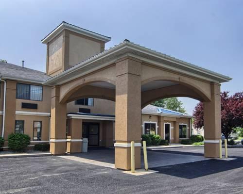 hotel Comfort Inn Van Wert
