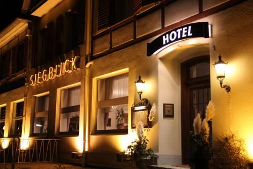 hotel Hotel Restaurant Siegblick