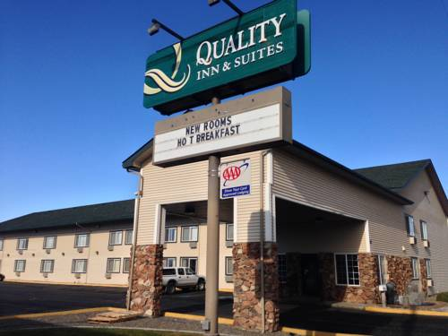 hotel Quality Inn and Suites Toppenish