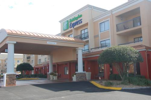 hotel Holiday Inn Express Tifton