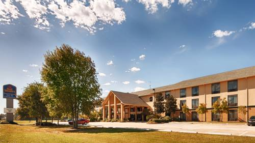 hotel Best Western Inn at Coushatta