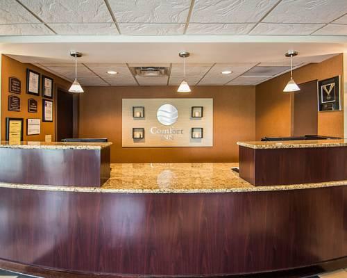 hotel Comfort Inn Rochester Monroe Avenue