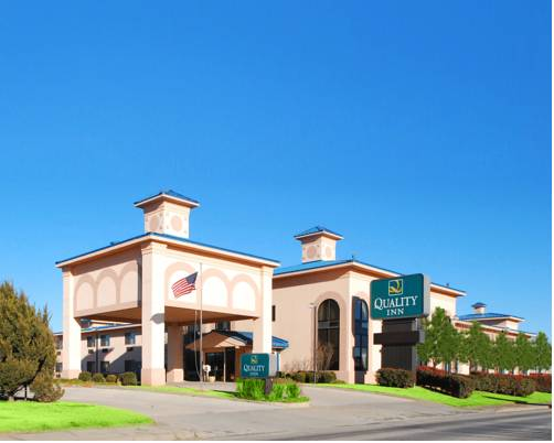 hotel Quality Inn Childress