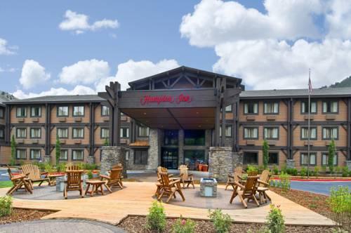 hotel Hampton Inn Jackson Hole