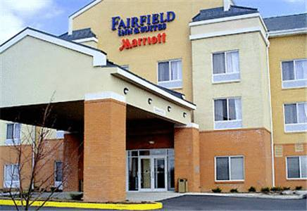 hotel Fairfield Inn and Suites by Marriott Indianapolis/ Noblesville