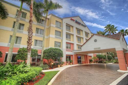 hotel Fairfield Inn & Suites By Marriott Jupiter