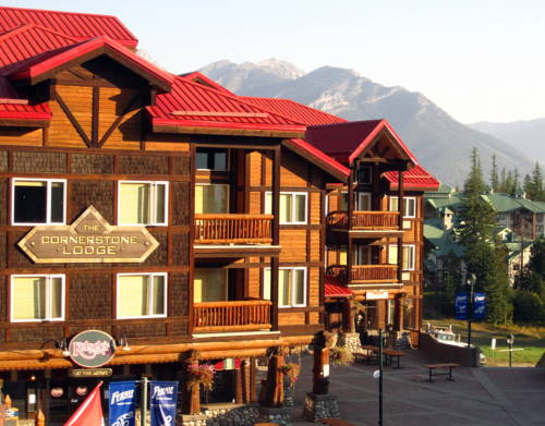 hotel Cornerstone Lodge by Park Vacation Management