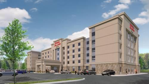 hotel Hampton Inn & Suites by Hilton St. John's Airport