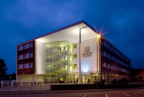 hotel Holiday Inn Express, Chester Racecourse