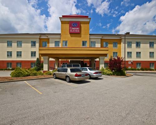 hotel Comfort Suites Cincinnati Airport