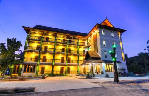 hotel The Boon House, Khon Kaen