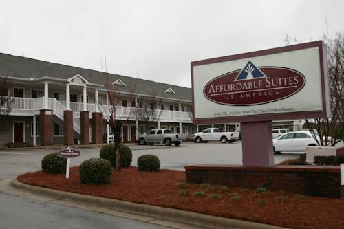 hotel Affordable Suites Rocky Mount