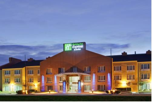 hotel Holiday Inn Express Elk Grove Central-Sacramento