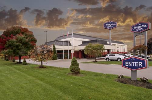hotel Hampton Inn Ashtabula