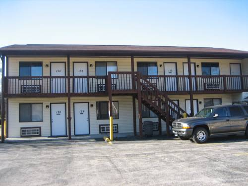 hotel Crestview Inn and Suites Cedar Lake