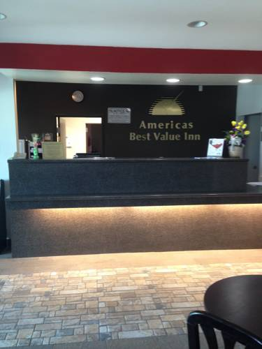 hotel Americas Best Value Inn Somerville Texas