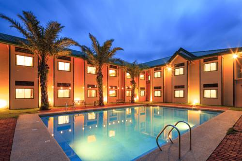 hotel Microtel by Wyndham Cabanatuan