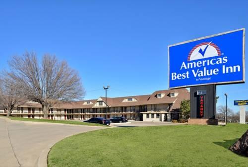hotel Americas Best Value Inn Edmond