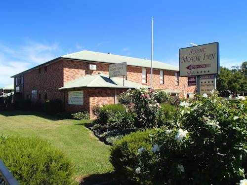 hotel Scone Motor Inn & Apartments