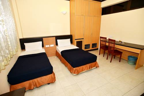 hotel City Times Budget Stay