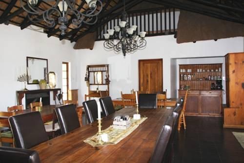 hotel Buller's Rest Lodge