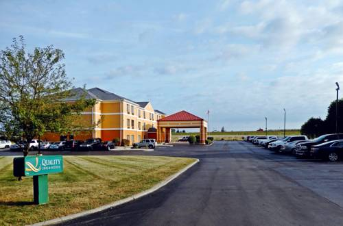 hotel Quality Inn & Suites Anderson