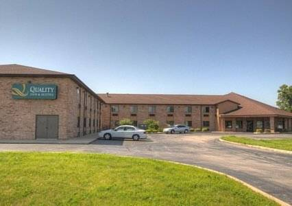 hotel Quality Inn & Suites Kimberly