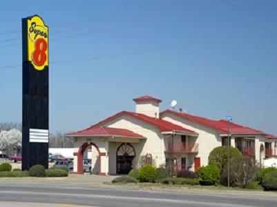 hotel Super 8 Springdale