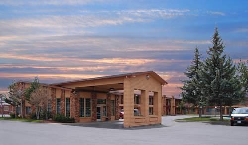 hotel Cimarron Inn Klamath Falls