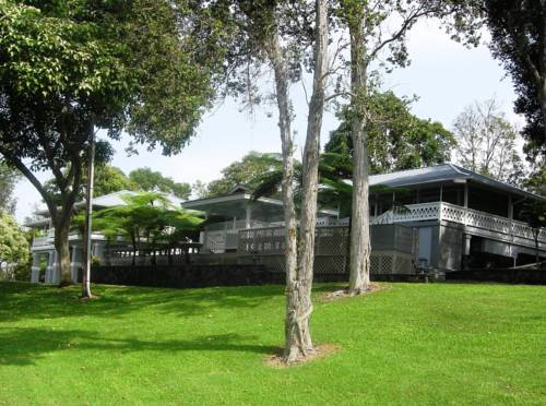 hotel Ohi'a Park Estate