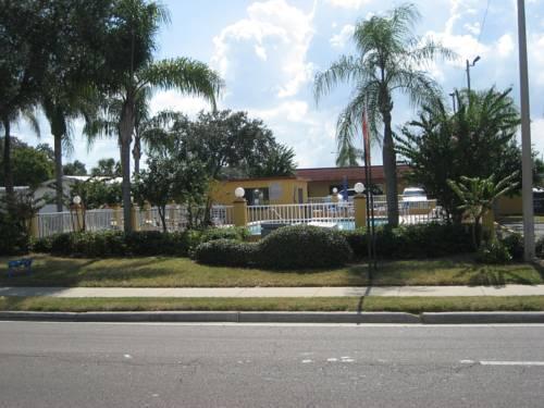 hotel Gulf Way Inn Clearwater
