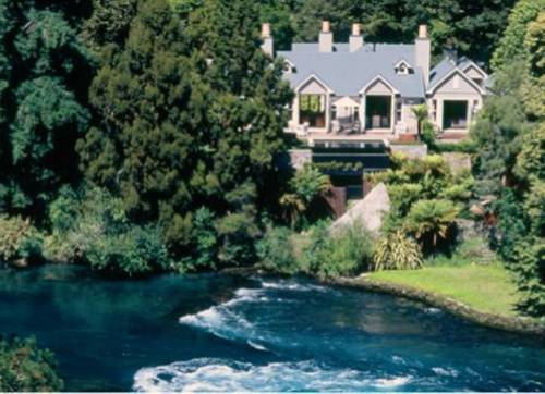 hotel Huka Lodge
