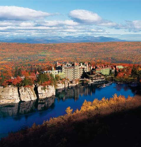 hotel Mohonk Mountain House