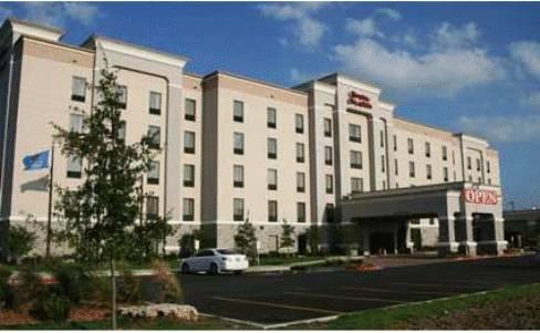 hotel Hampton Inn and Suites Tulsa/Catoosa