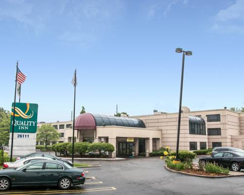 hotel Quality Inn Southfield