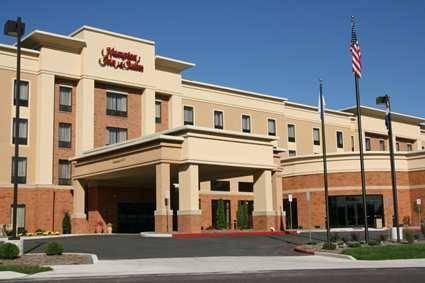 hotel Hampton Inn & Suites Columbia at the University of Missouri