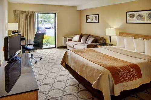 hotel Comfort Inn Brantford
