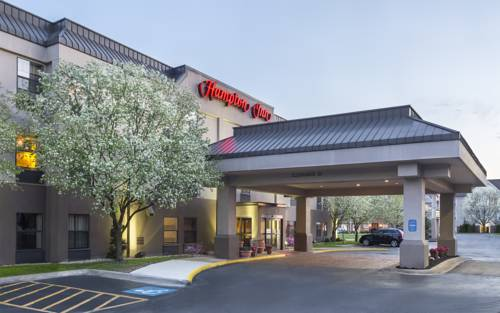 hotel Hampton Inn Youngstown/Boardman