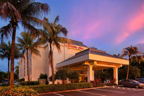 hotel Hampton Inn Naples-Central