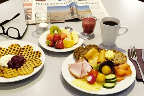 hotel Scandic Oslo Airport