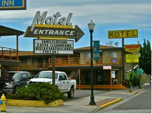 hotel Oregon Motor Motel