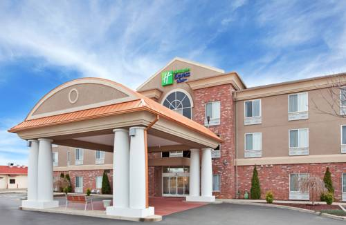 hotel Holiday Inn Express Hotel & Suites Farmington