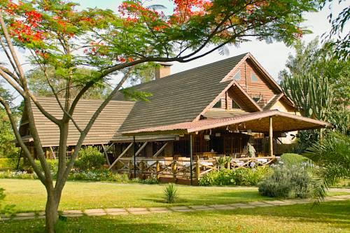 hotel Arumeru River Lodge