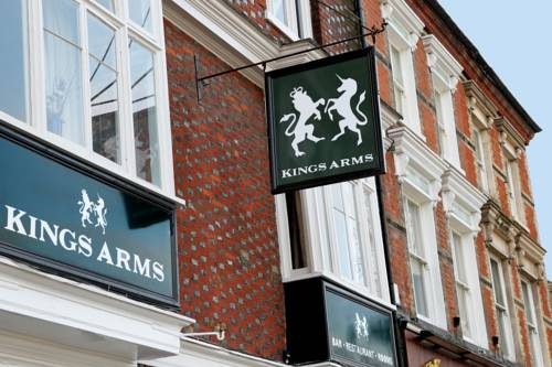 hotel Kings Arms Hotel