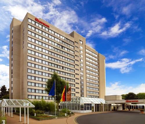 hotel Sheraton Frankfurt Congress Hotel