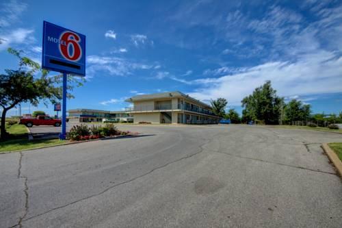 hotel Motel 6 Tulsa West